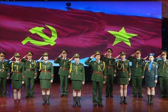 """Đề nghị bạn đọc cả nước và toàn quân tham gia Chương trình đặc biệt Bình chọn trực tuyến """"Đội quân Văn hóa"""" của Đội tuyển QĐND Việt Nam"""