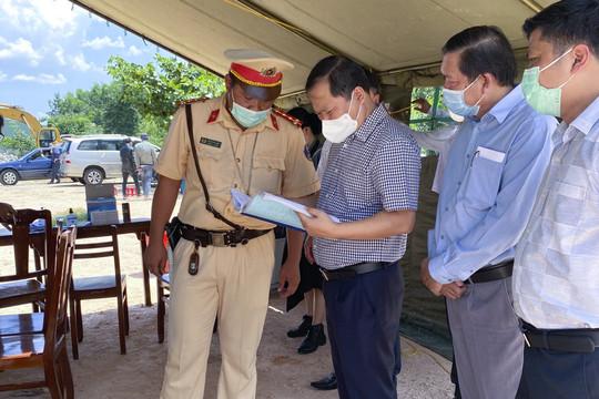 Bình Định: Từ 0h00 ngày 29/8, giãn cách xã hội toàn huyện Phù Cát theo Chỉ thị 16