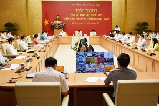 Thủ tướng: Sớm công bố phương án kỳ thi THPT quốc gia năm 2022 phù hợp với tình hình dịch bệnh