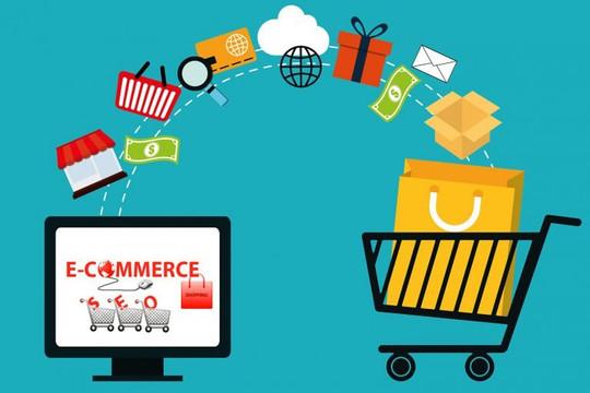 Mua bán hàng trực tuyến: Phiên chợ luôn mở cửa trong thời dịch