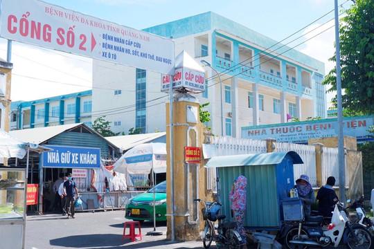 Vụ ẩu đả tại bệnh viện ở Quảng Nam: Tạm giữ hình sự 3 đối tượng