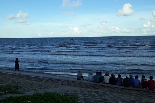 Nam Định: Tìm thấy thi thể ngư dân mất tích trên biển