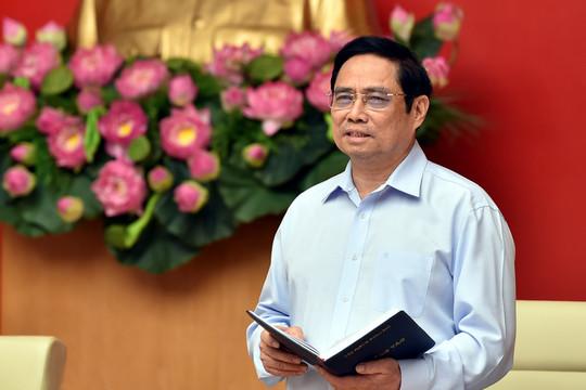 Thủ tướng: Cần có các giải pháp để khai thác, phát huy cao nhất nguồn lực đất đai