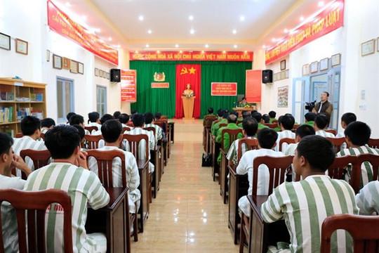 Chủ tịch nước quyết định đặc xá cho 3.026 phạm nhân đang chấp hành án tù