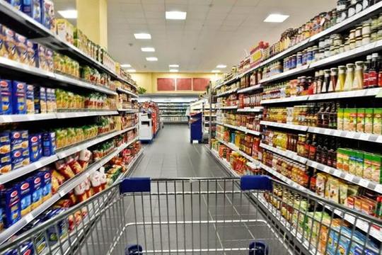 Tổng mức bán lẻ hàng hóa và doanh thu dịch vụ tiêu dùng tháng Tám giảm 10,5%