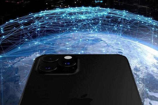iPhone 13 sẽ có thể thêm tùy chọn công nghệ vệ tinh