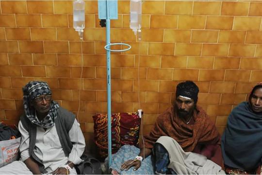 Ấn Độ lý giải việc hàng chục người tử vong do sốt cao bất thường tại bang Uttar Pradesh