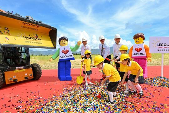 Trung Quốc sẽ có công viên Legoland lớn nhất thế giới