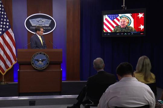 Lầu Năm Góc: Hoàn tất kế hoạch rút quân Mỹ khỏi Afghanistan