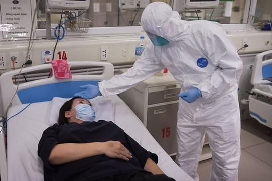 Công ty thực phẩm Thanh Nga cảm ơn các y, bác sĩ tuyến đầu chống dịch