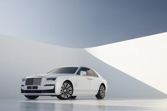 Rolls-Royce New Ghost thế hệ mới ra mắt tại Việt Nam, giá từ 29,9 tỷ đồng