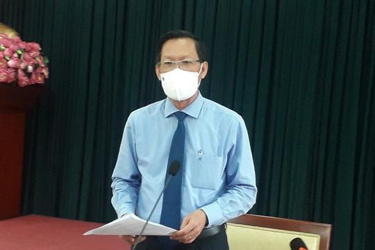 Ông Phan Văn Mãi làm Trưởng Ban Chỉ đạo phòng, chống Covid-19 TP.HCM