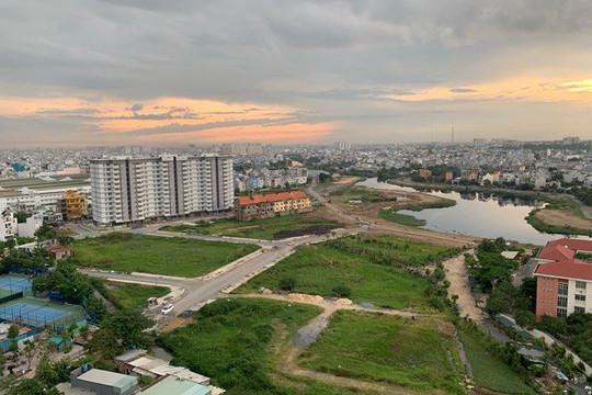 Hàng trăm dự án nhà ở tại TP.HCM không thể triển khai