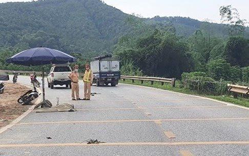 Truy tìm tài xế, phương tiện gây tai nạn chết người rồi bỏ trốn