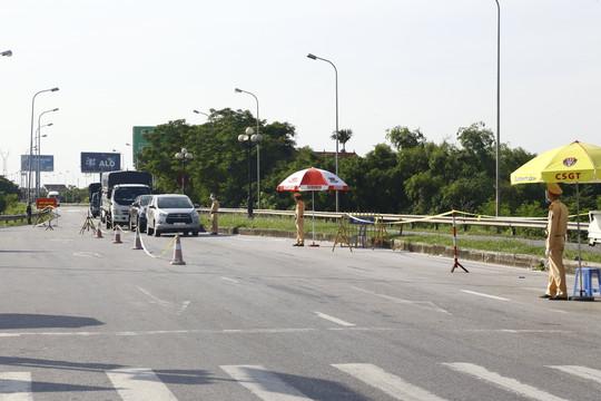 Nam Định: Tạm dừng vận chuyển khách công cộng đi, đến vùng có dịch tại Hải Hậu