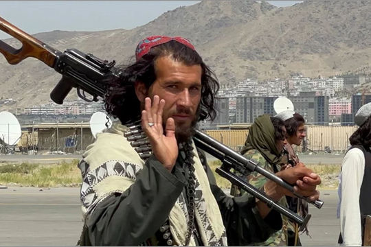 Taliban tuyên bố hoạt động quân sự quy mô lớn chống lại lực lượng kháng chiến ở Panjshir