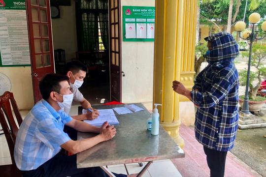 Xã Minh Tâm, Thiệu Hoá (Thanh Hoá): Phòng, chống dịch COVID-19 với tinh thần trách nhiệm cao nhất