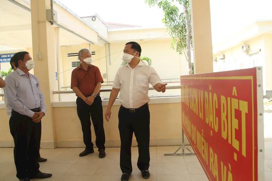 Bình Định: Không dập được dịch Covid-19, Bí thư, Chủ tịch huyện phải chịu trách nhiệm
