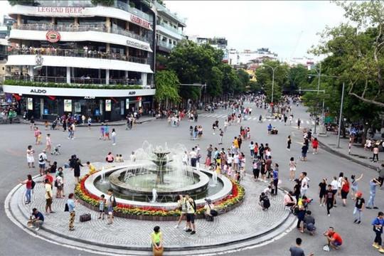 Hà Nội dự kiến mở thêm 3-5 tuyến phố đi bộ, xây dựng tháp trung tâm tài chính