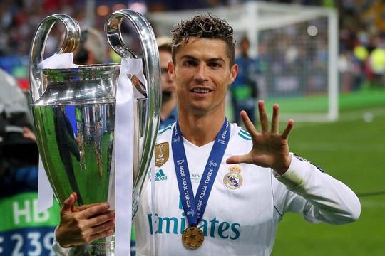 Ronaldo nắm giữ 10 kỷ lục Guinness ở tuổi 36