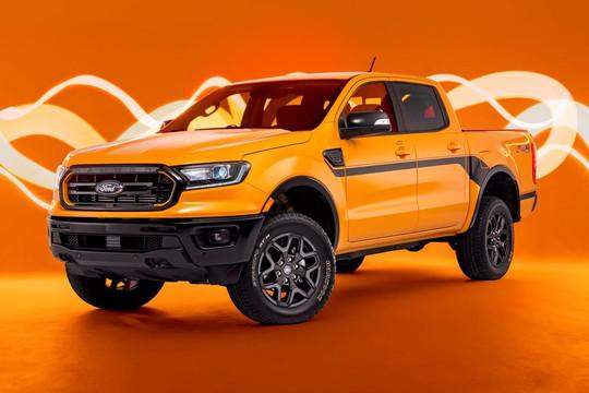 Ford Ranger có thêm phiên bản Splash