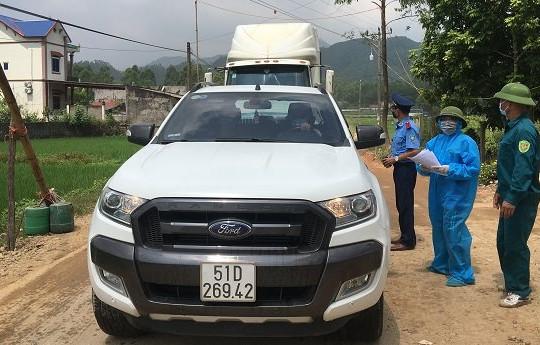 Thái Nguyên: Hướng dẫn vận tải bằng ô tô trong thời gian phòng, chống Covid-19