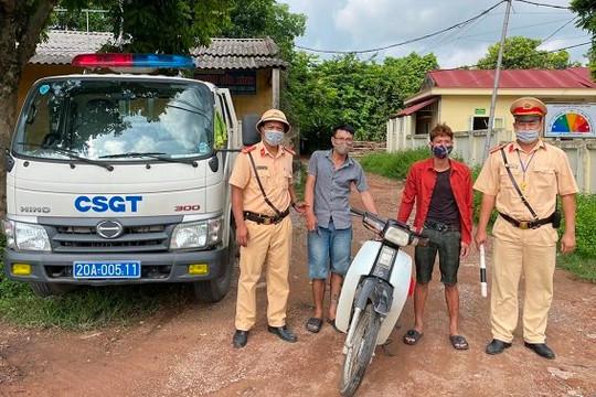 Thái Nguyên: Tai nạn giao thông giảm 3 tiêu chí