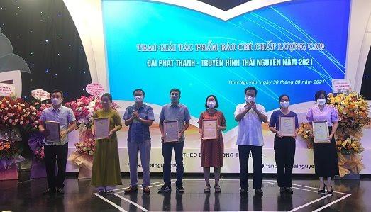Thái Nguyên: Trao giải cuộc thi báo chí chất lượng cao về an toàn giao thông