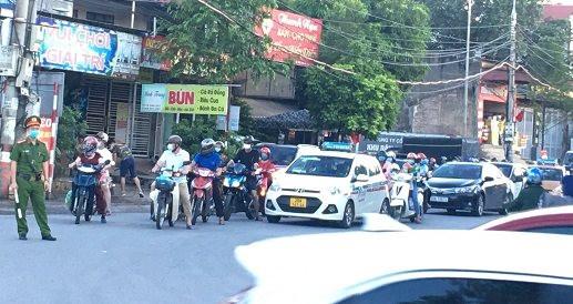 Thái Nguyên: Bảo đảm trật tự ATGT trong dịp nghỉ lễ 2/9 và khai giảng năm học mới