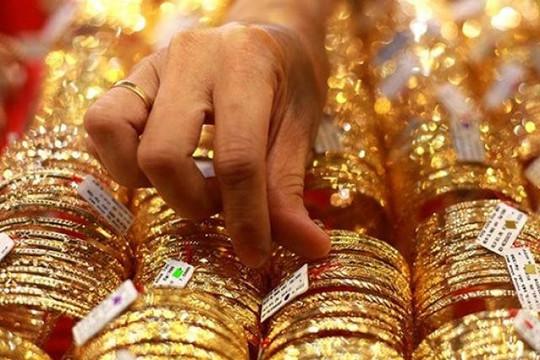 Giá vàng hôm nay 4/9: Bật tăng mạnh mẽ khi kinh tế Mỹ tăng chậm lại