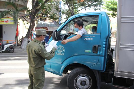 Đà Nẵng áp dụng mẫu giấy đi đường QRCode mới từ ngày 5/9