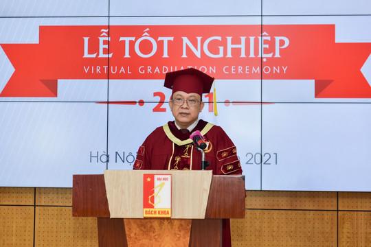 """Buổi lễ tốt nghiệp """"để đời"""" của hơn 3.000 kỹ sư, cử nhân Bách khoa"""