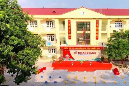Bắc Giang: Hơn 400 nghìn học sinh tham gia lễ khai giảng năm học mới