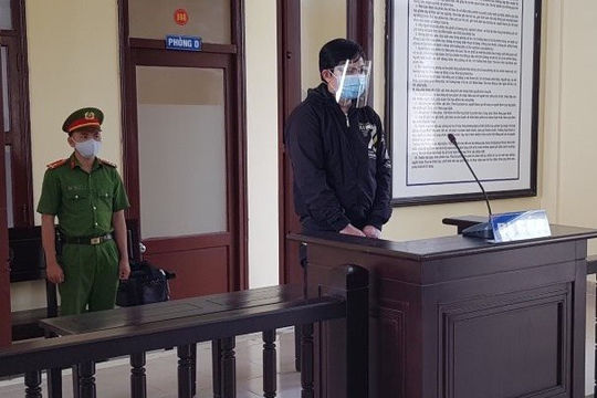 Lãnh 5 năm tù vì làm lây lan dịch bệnh Covid-19