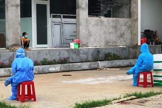 Bùng phát ổ dịch Covid-19 mới trong khu Công nghiệp ở Quảng Ngãi