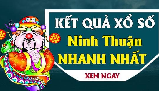 XSNT 10/9 – KQXSNT 10/9 – Kết quả xổ số Ninh Thuận ngày 10 tháng 9 năm 2021