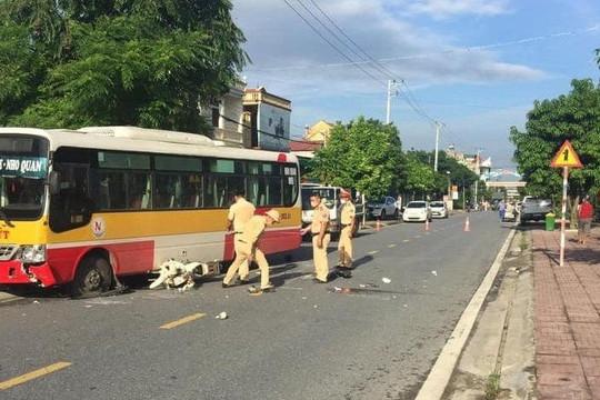 Ninh Bình: Hai học sinh bị thương vong trên đường đến trường