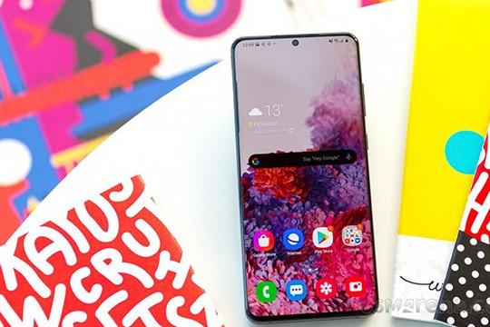 Samsung tung bản vá lỗi bảo mật cho Galaxy S20, Galaxy S20+ và Galaxy S20 Ultra
