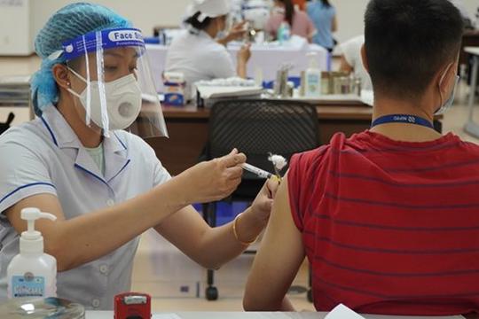 Hà Nội, TP.HCM và 3 địa phương khác phải hoàn thành tiêm mũi 1 vắc xin trước 15/9