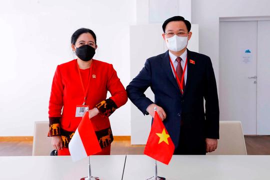 Hạ viện Indonessia sẵn sàng hợp tác với Quốc hội Việt Nam