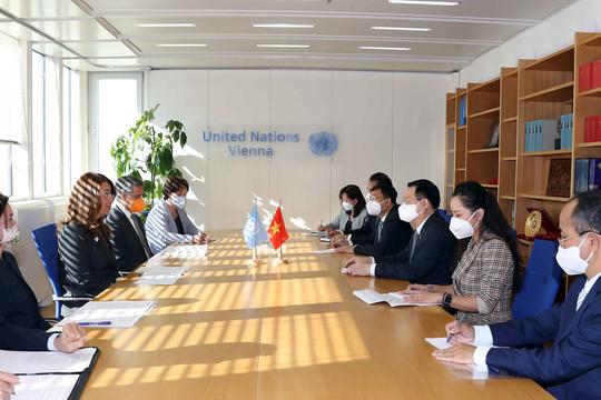 Liên Hợp Quốc sẵn sàng hỗ trợ Việt Nam trong đảm bảo an ninh biển