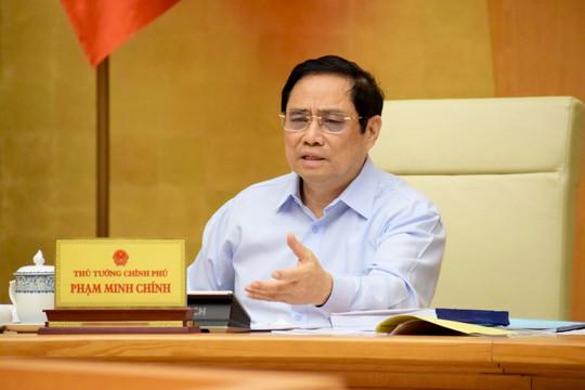 Thủ tướng: Khởi tố hình sự một số vụ khai thác hải sản trái phép ở vùng biển nước ngoài