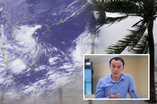 Chuyên gia nhận định về cơn bão Côn Sơn