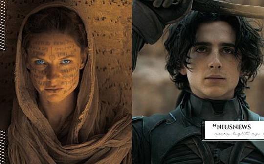 """Bom tấn viễn tưởng Dune gây """"bão"""" tại liên hoan phim Venice"""