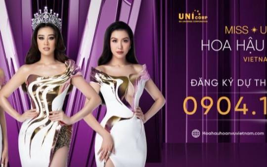 Dàn thí sinh so tài quyết liệt ở Hoa hậu Hoàn vũ Việt Nam 2021