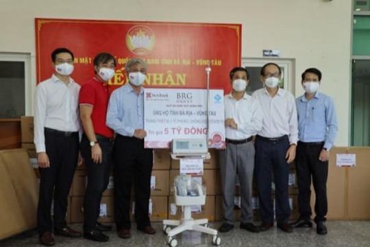 OSC Việt Nam – BRG và SeABank - chung tay hỗ trợ tỉnh Bà Rịa – Vũng Tàu