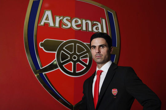 Ai đủ sức dẫn dắt Arsenal thay thế cho Mikel Arteta?