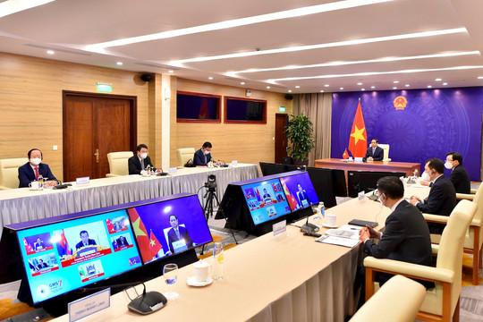 Thủ tướng: Các nước GMS cần hợp tác chặt chẽ, hiệu quả để đẩy lùi, kiểm soát dịch COVID-19