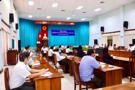 Hội nghị Hội thẩm TAND tỉnh An Giang lần thứ nhất, nhiệm kỳ 2021 – 2026