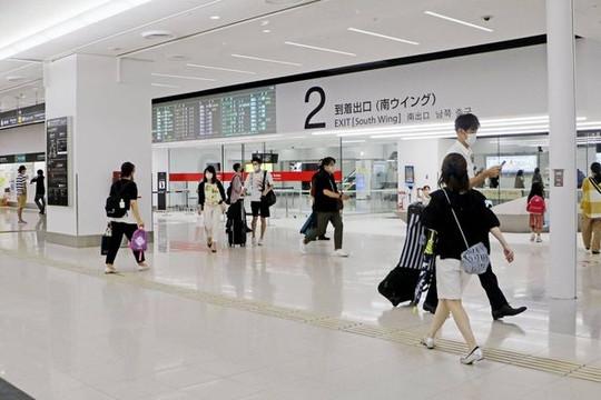 Nhật Bản ghi nhận 18 ca nhiễm biến chủng Eta đầu tiên